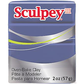 Sculpey Iii Polymer Clay 2 Ounces Gentle Plum S302 355