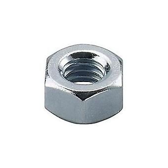 Hexagonal nut M8