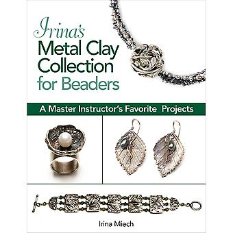 Kalmbach Publishing Books-Metal Clay Collection For Beaders KBP-67842