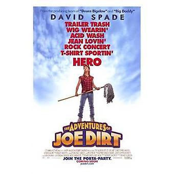 Eventyr af Joe Dirt film plakat (11 x 17)