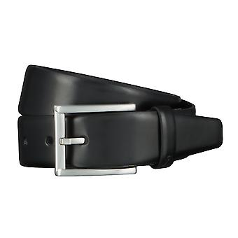 ALBERTO new classic belts men's belts leather belt black 4616