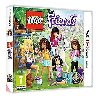 Warner Home Video Lego venner 3Ds (legetøj, Multimedia og elektronik, videospil)