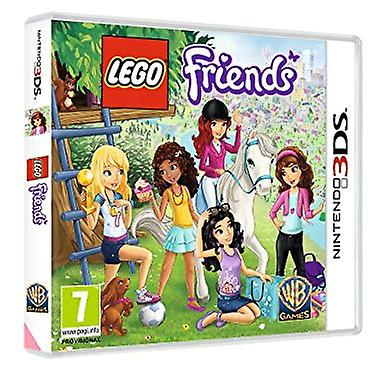 Warner Home Video Lego Friends 3Ds (Toys , Multimedia And Electronics , Video Games)
