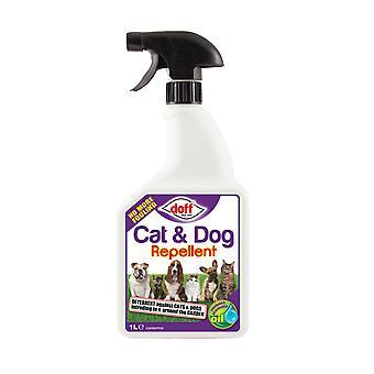Cat & Dog Repellent Spray 1ltr