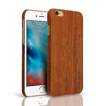 Celicious Authentik Apple iPhone 6s / iPhone 6 Natural Wood Back Cover - Rosewood