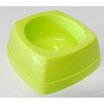 Nibble Small Animal Feeding Bowl Assorted Small 8x8x3.5cm (Pack of 24)