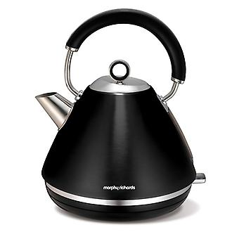 MORPHY RICHARDS Kettle Accent Black