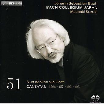 J.S. Bach - Bach: Cantatas, Vol. 51 [SACD] USA import