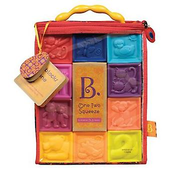B. blanditos cubes One Two Squeeze (Toys , Preschool , Constructions)