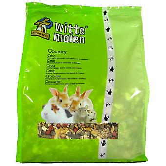 Witte Molen Country Croc 800 Gr (New) (Small pets , Dry Food and Mixtures)