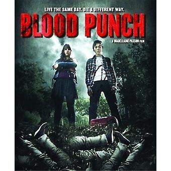 Importación de los E.e.u.u. golpe de sangre [Blu-ray]