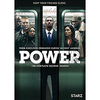 Power: Säsong 2 [DVD] USA import