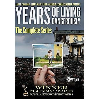 Years of Living Dangerously: Comp Showtime Series [DVD] USA import