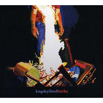 Kingsley Flood - Battles [CD] USA import