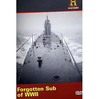 Diep zee Detectives-Fotgotten Sub van WO2 [DVD] USA import