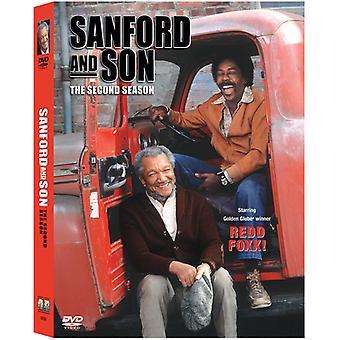 Sanford & Son: Season 2 [DVD] USA import