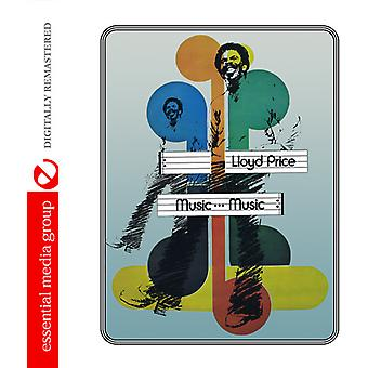Lloyd Price - muziek-muziek [CD] USA import