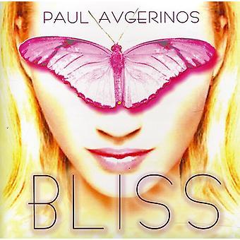 Paul Avgerinos - Bliss [CD] USA import
