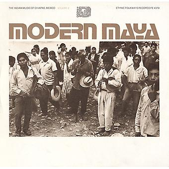 Modern Maya - Modern Maya: Vol. 2-Indian Music of Chiapas Mexico [CD] USA import