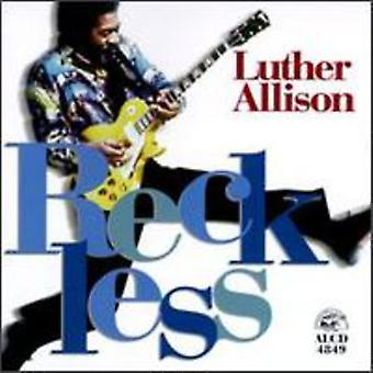 Luther Allison - Reckless [CD] USA import