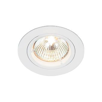 LED Robus Zak draai & vergrendelen Downlight GU10 240V