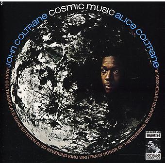 John Coltrane - kosmisk musik [CD] USA import