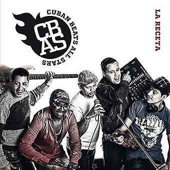 Cubanske Beats All Stars - Receta [CD] USA import