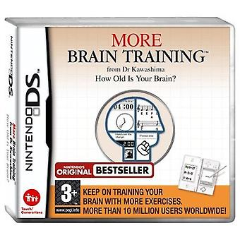 More Brain Training (NDS)