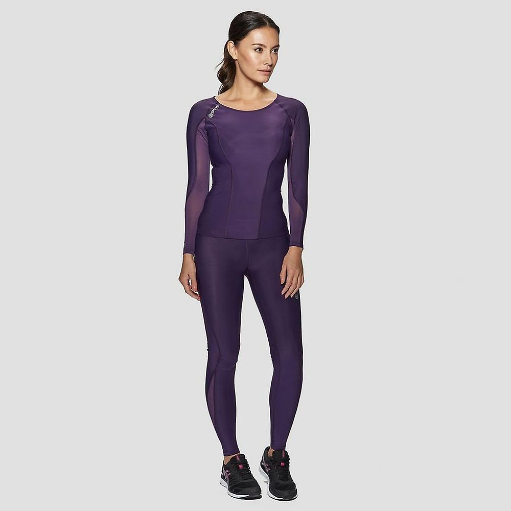210c2b656a365 Skins DNAmic Long Sleeve Women's Compression Top | Fruugo