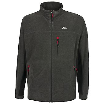 Trespass Mens Jynx Full Zip Fleece Jacket