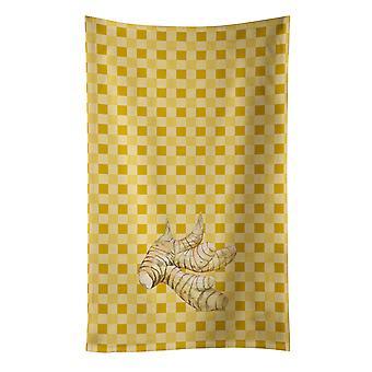 Carolines Treasures  BB7201KTWL Galangal on Basketweave Kitchen Towel