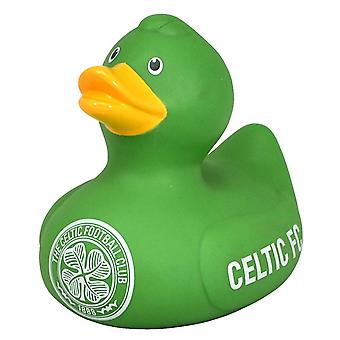 Celtic FC Official Bath Time Football Crest Rubber Duck
