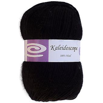 Kaleidoscope Yarn Charcoal Black 147 53