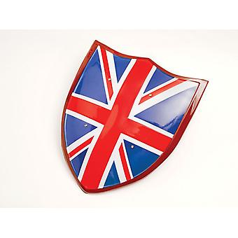 Union Jack Shield
