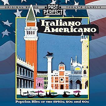 Italiano Americano populære Hits 40s 50s & 60s Audio CD forskellige kunstnere