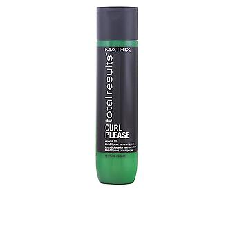 Matrix Total Results Curl Please Conditioner 300ml New Unisex