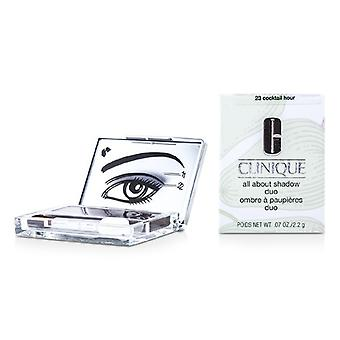 Clinique All About Shadow Duo - # 23 Cocktail Hour 2.2g/0.07oz