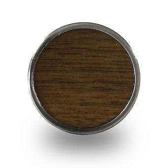 Wooden Walnut Cupboard Knob