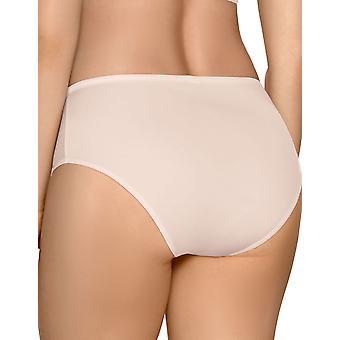 Nipplex ANI-KRE-FIG Women's Anita Creamy Pink Full Panty Highwaist Brief