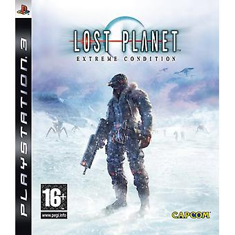 Lost Planet Extreme Condition (PS3)