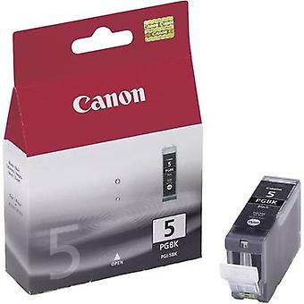 Canon Ink PGI-5BK Original Black 0628B001