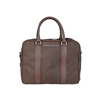 Trussardi - 71B984T Men's Briefcase