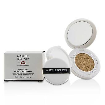 Gøre op For nogensinde UV Bright afbøde SPF35/PA +++ - # Y245 bløde Sand - 2x15g/0,52 oz