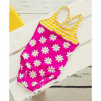 Big Fisch Baby Girls Daisy Swimsuit