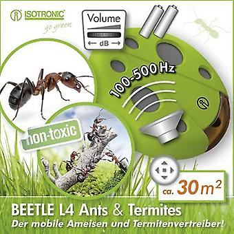 Pest repellant Isotronic Beetle L4 Ultrasound Operating range 30 m² 1 pc(s)