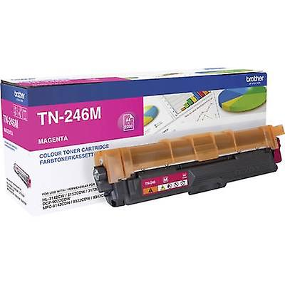 Brother Toner cartridge TN-246M TN246M Original Magenta 2200 pages