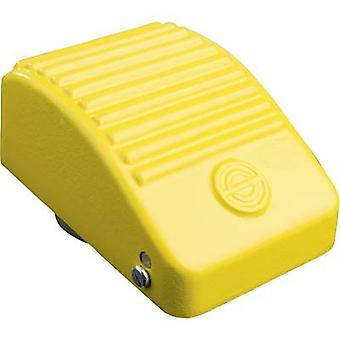 Schlegel KEF YE Foot switch 250 V AC 10 A 1-pedal 1 maker, 1 breaker IP65 1 pc(s)