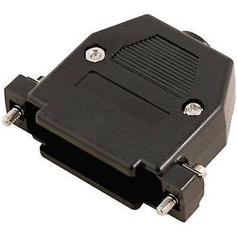 D-SUB housing Number of pins: 25 Plastic 180 ° Black MH Connectors 2360-0102-03 1 pc(s)