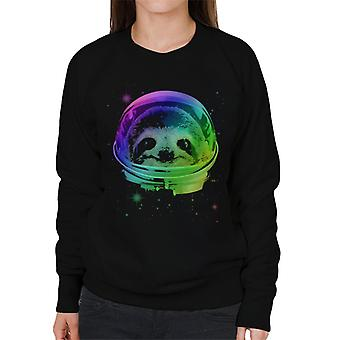 Space Sloth Women's Sweatshirt