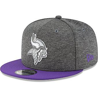 New Era Snapback Cap - Sideline Home Minnesota Vikings